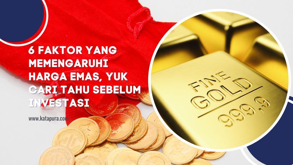 Investasi emas di Pluang